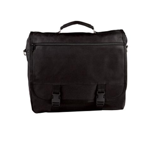 PORTAFOLIO STUDENT SUITCASE (Espacio para laptop, tarjetas y documentos. Bolsa frontal.) material: poliester, medidas: 39 x 31 x 10.5 cm