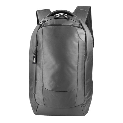Mochila Corvus porta laptop, su bolsa frontal con organizador con 6 compartimentos, bolsa principal con espacio para laptop, bol�grafos y documentos.  Medidas: 34 x 47 x 15 cm