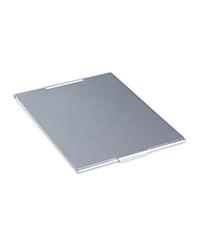 Espejo Forlani con cubierta de aluminio