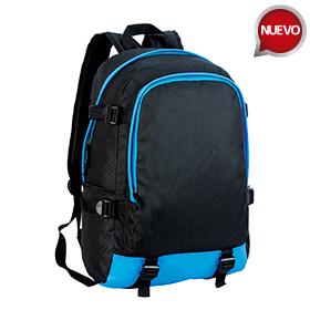 Backpack con porta-laptop. Medidas 46 x 30 cm