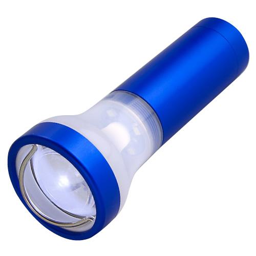 LAMPARA VANADIS  (5 LEDS con 3 funciones: linterna, lampara y luz intermitente. Cuenta con asa para colgar. 3 Bater�as AAA no incluidas.) INFORMACI�N BASICA CATEGOR�A:HERRAMIENTAS MATERIAL:Aluminio / Plastico medida:4.5 x 11.2 cm