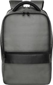 MEDIDA: 40 x 26 x 12 cm aprox. Capacidad 12 litros. Polyester. Mochila con 3 amplios compartimentos acojinados y forrados. Un gran bolsillo en la parte exterior que permite aplicar bordado al frente.