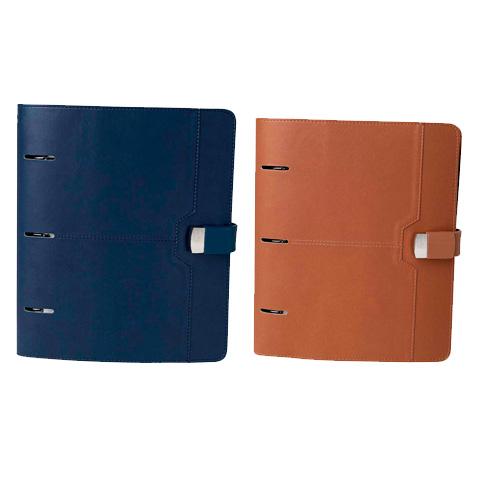AGENDA DIARIA USB VERALDI CATEGOR�A: AGENDAS MATERIAL: Curpiel MEDIDA: 20.4 x 23 cm CAPACIDAD: 4 GB