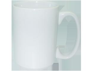 Tarro Zuco para sublimacion, con capacidad de 15 oz. Medidas 8.7 x 11.7 cm