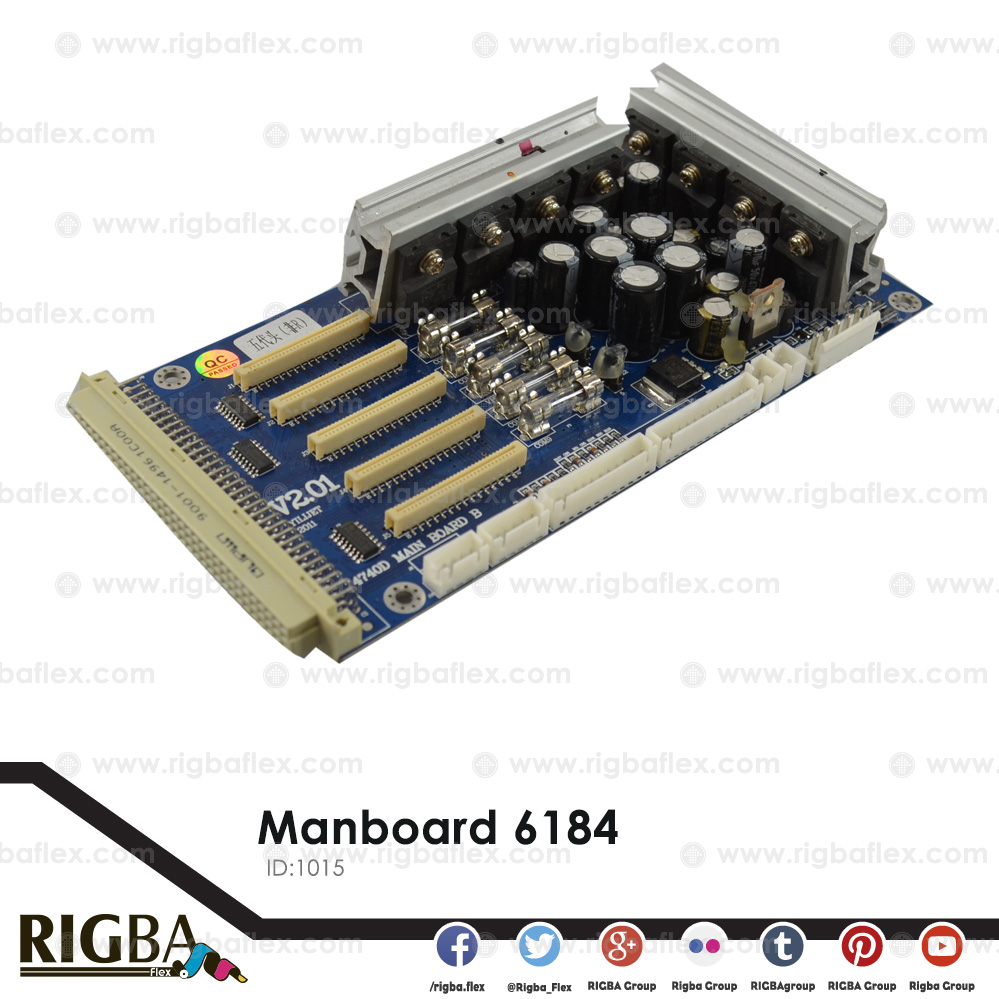 Mainboard for RJ6184