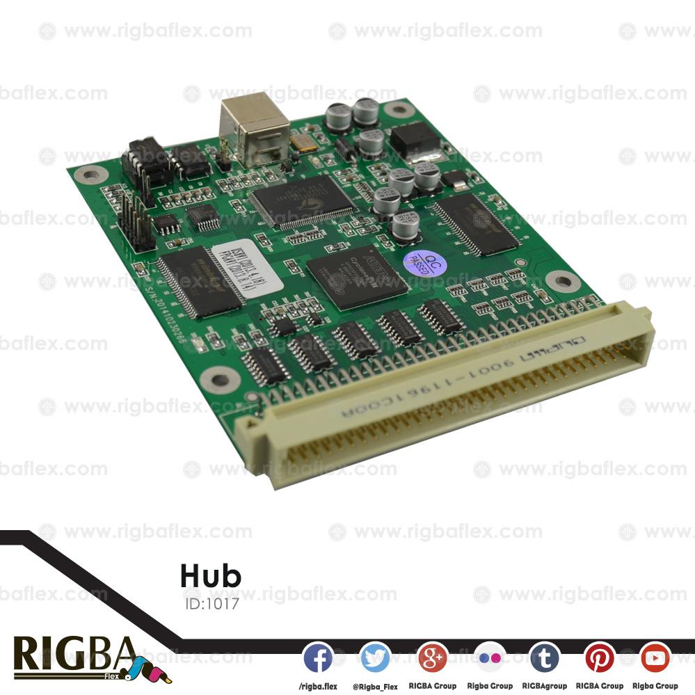 Hub for 6184