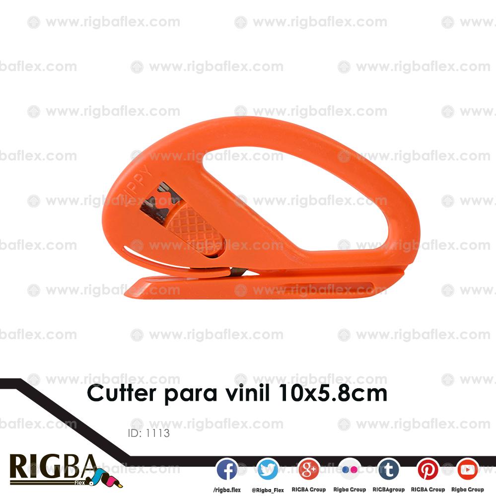 Cutter para vinil 10x5.8cm