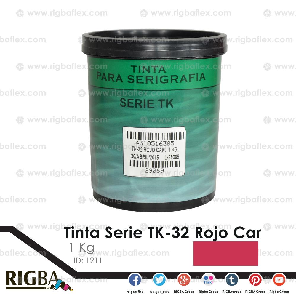 TK-32 ROJO CAR