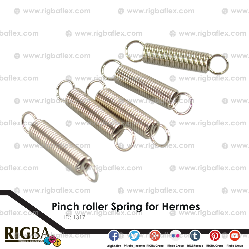 Pinch�roller�Spring for Hermes