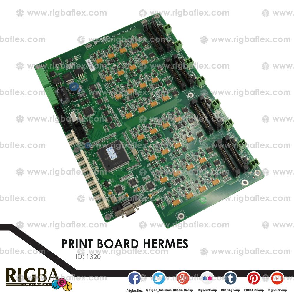Print�Board��Hermes