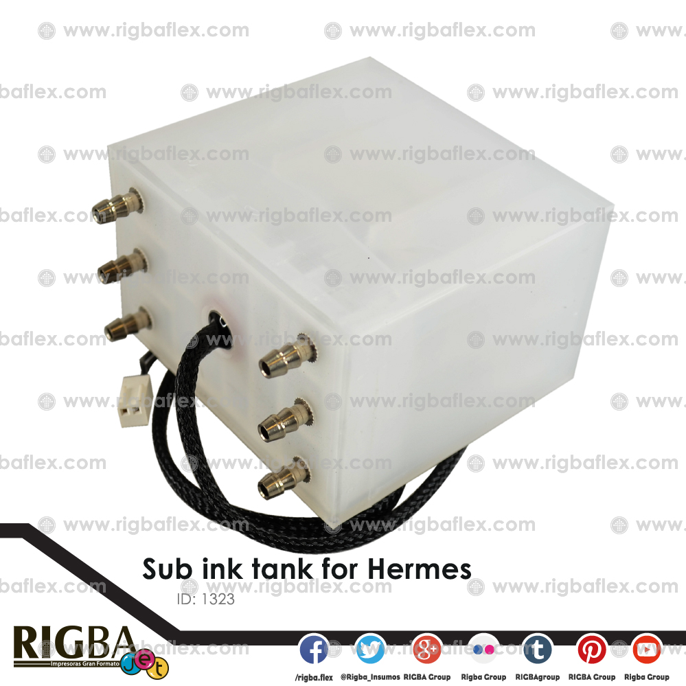 Sub ink tank for Hermes