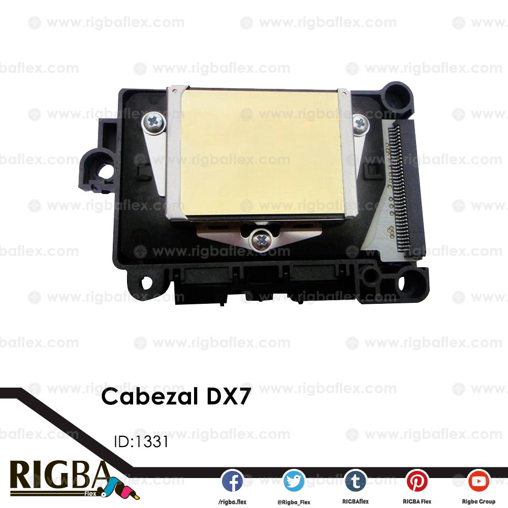 Cabezal DX7
