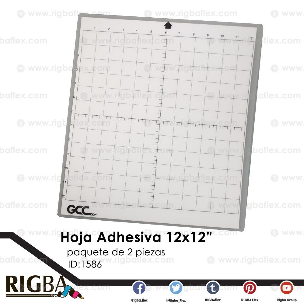 DESCONTINUADO Hoja Adhesiva i-craft 1.0 12