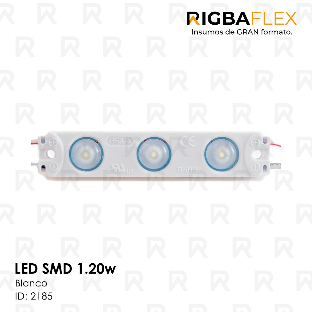 5730 LED SMD Modulo 1.20w BLANCO 160-180