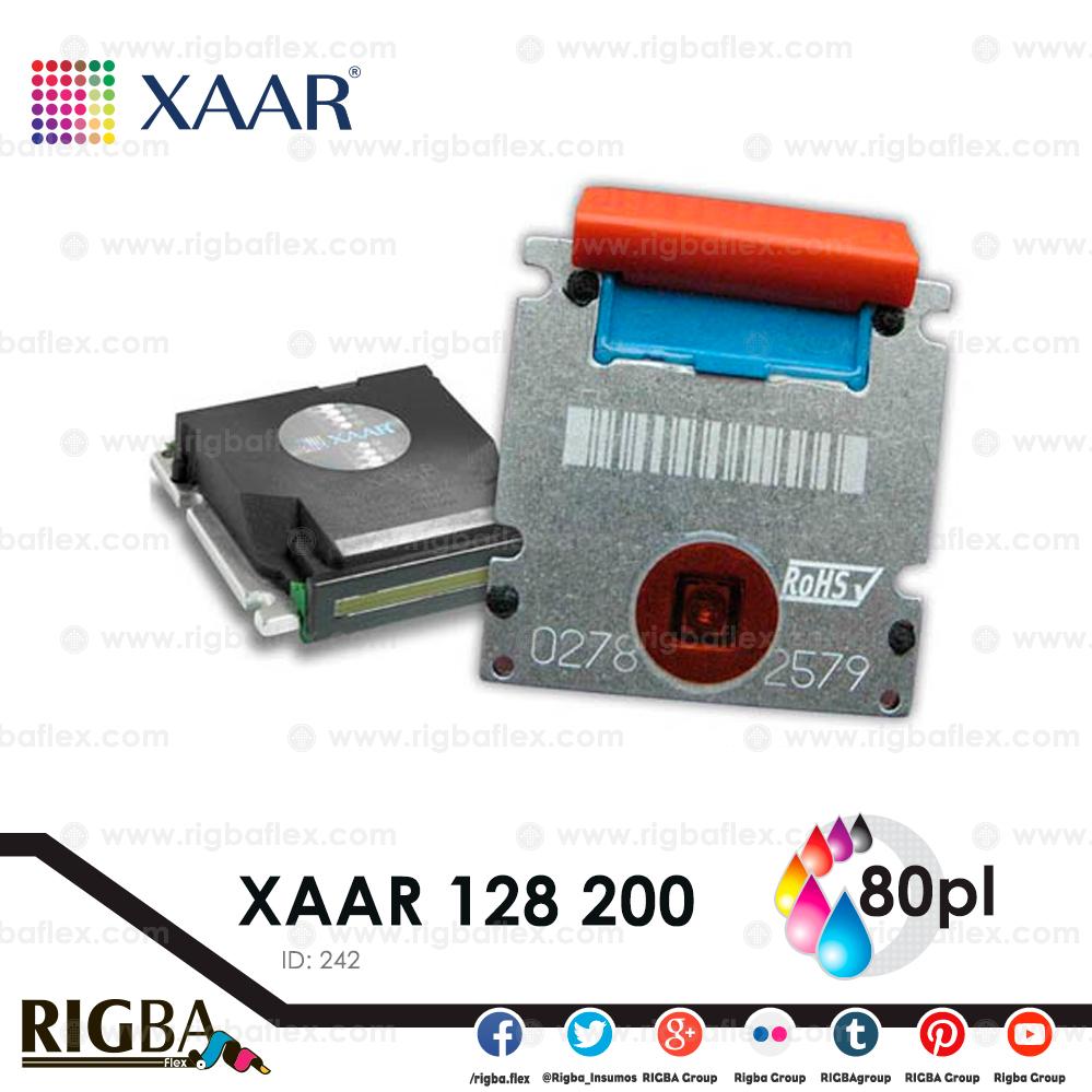 Cabezal XAAR 128 200 80 PL