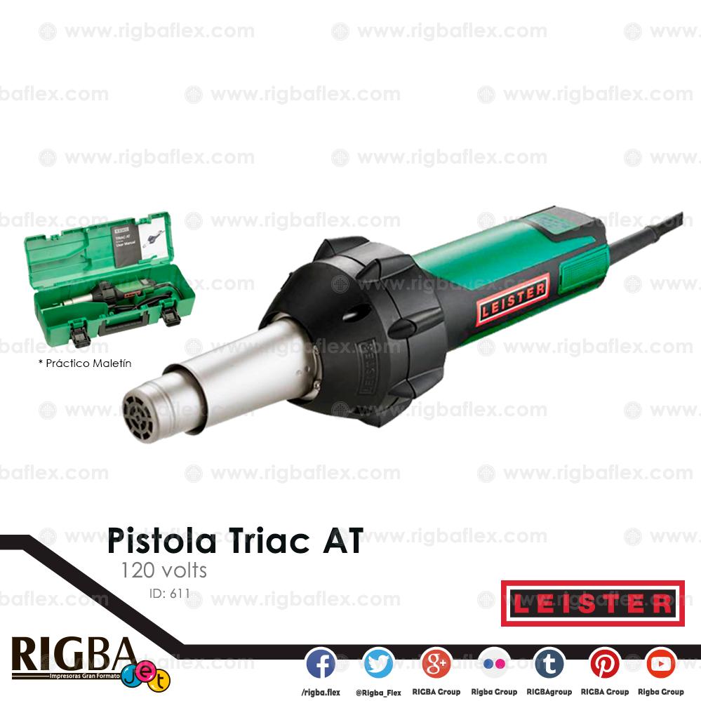 Pistola Triac AT 120V 1600W no incluye tobera ni rodillo