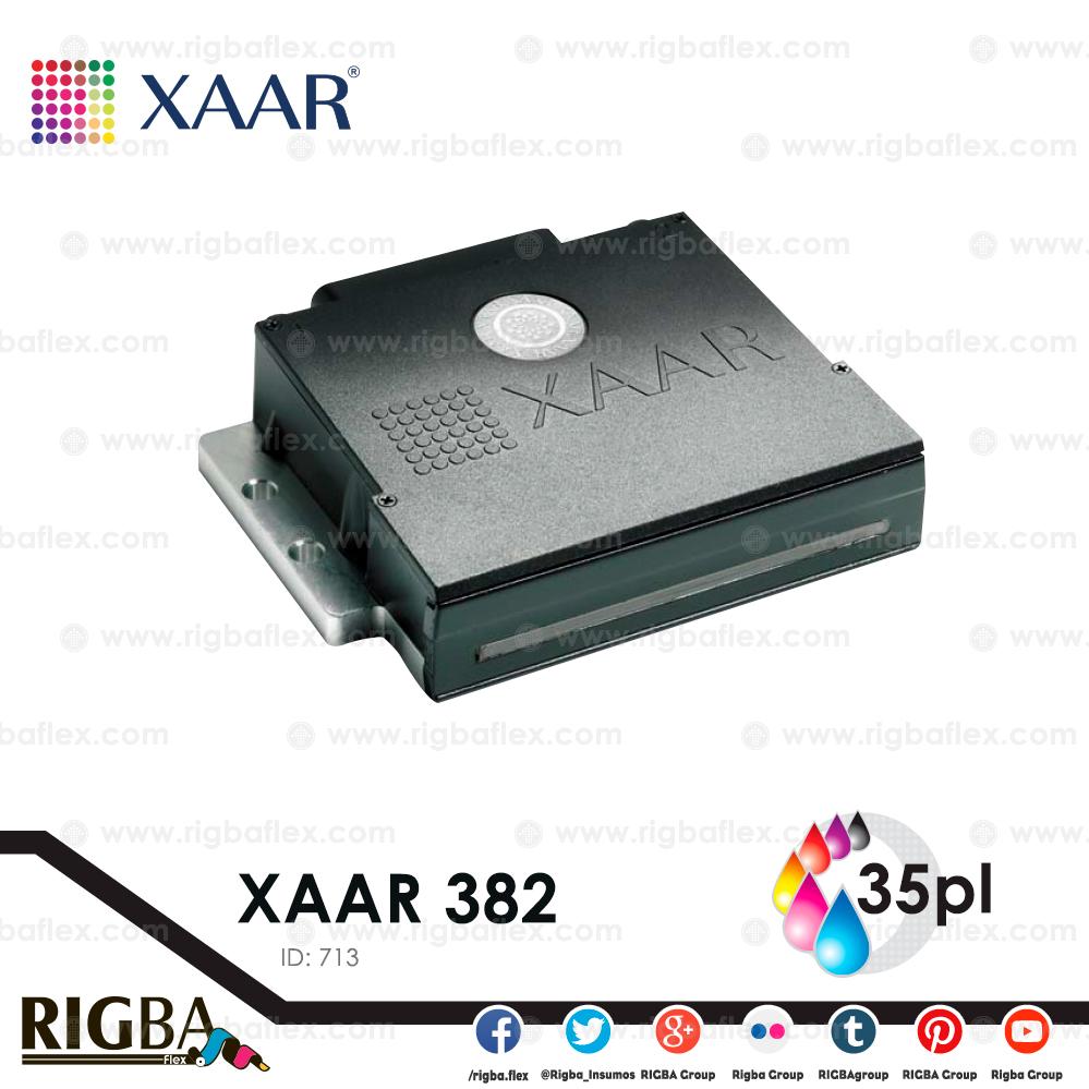 Cabezal XAAR Proton 382 35pl