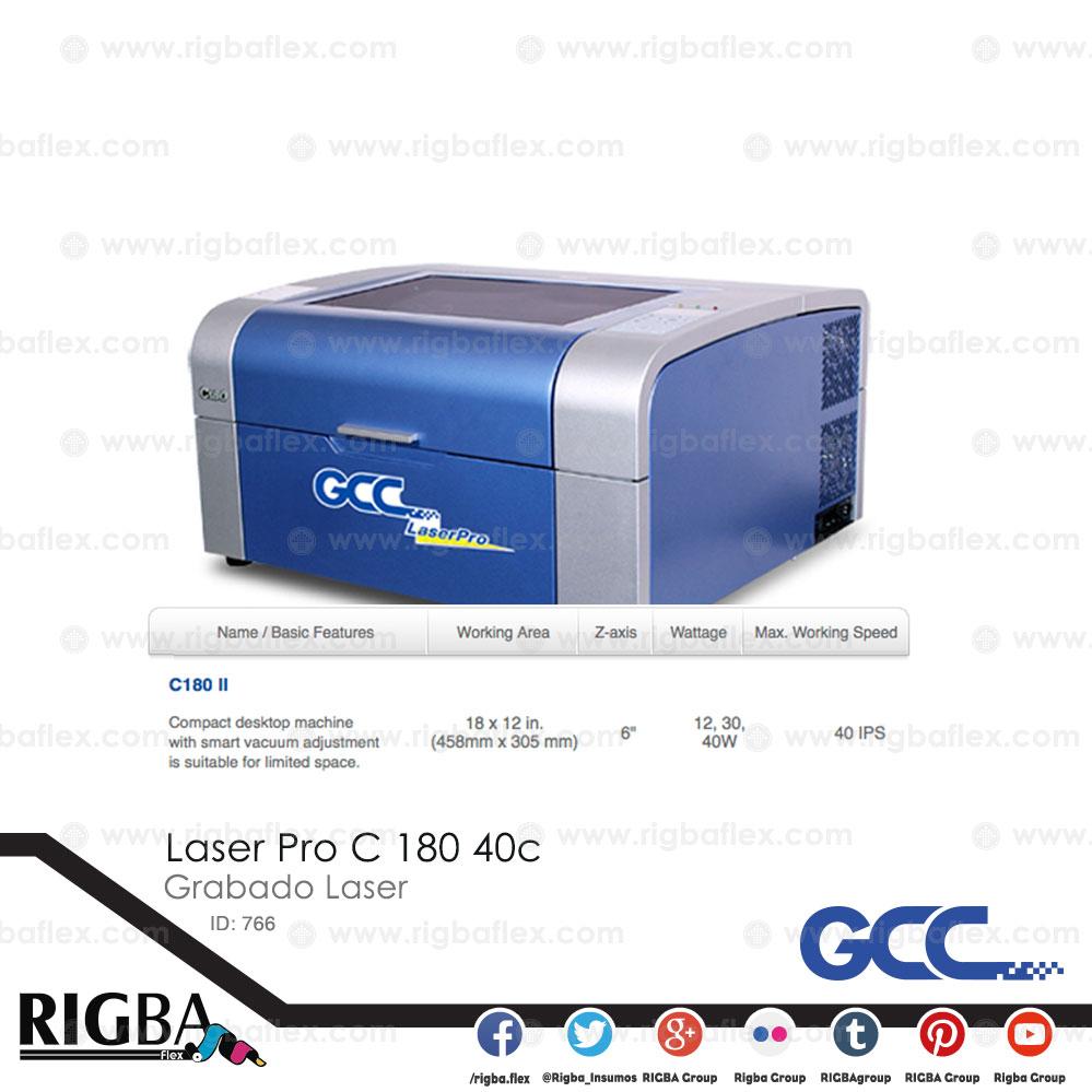 (DESCONTINUADO) Laser Pro C 180 40c