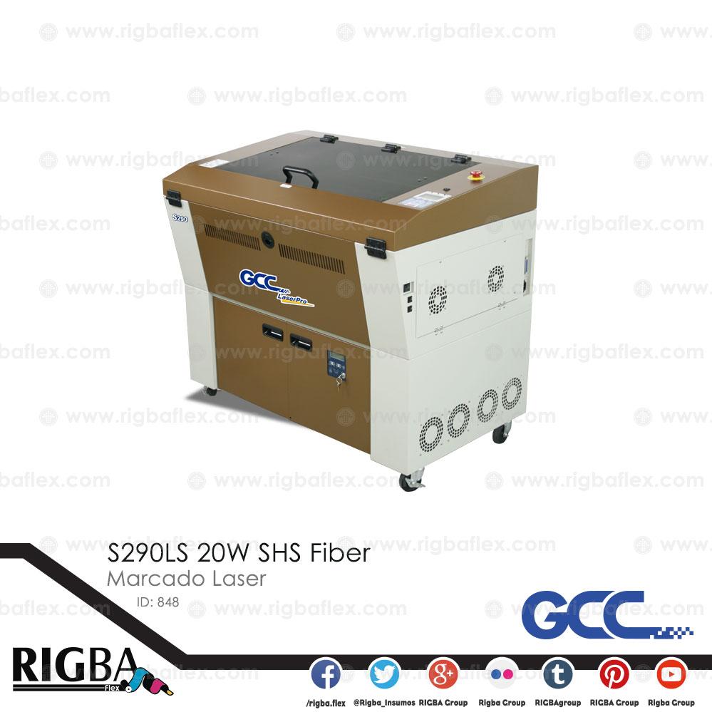 S290LS 20W SHS Fiber