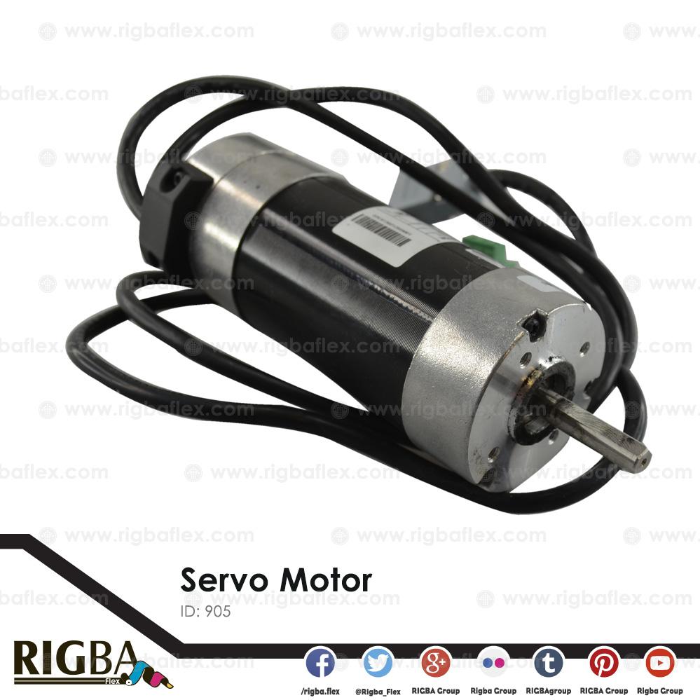 Servo motor for Konica