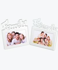 Juego de portarretratos Family and Friends