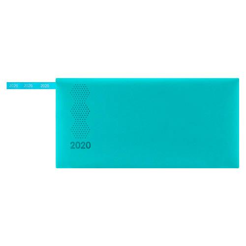 AGENDA DE BOLSILLO TERRA 2020 CATEGOR�A: AGENDAS MATERIAL: Curpiel MEDIDA: 17.5 x 9 cm