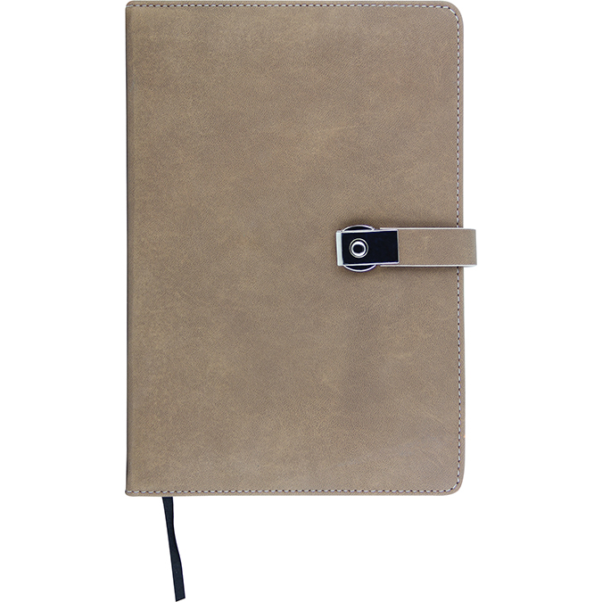Libreta Secret Material: POLIURETANO Alto del art�culo: 21.2 cm. Fondo del art�culo: 3.1 cm.