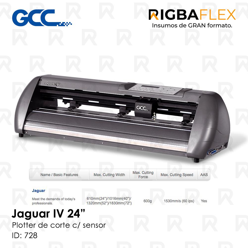 Plotter de corte Jaguar IV J4 61 24pulgadas
